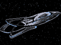 The Orville Spaceship