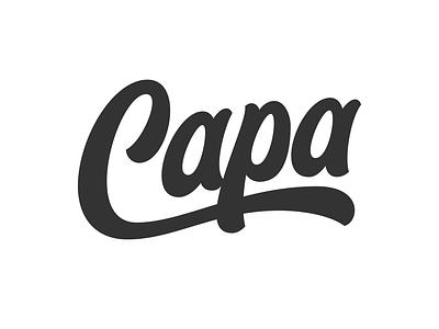 Сара design logo cyrillic hand lettering illustration vector logotype typography script lettering