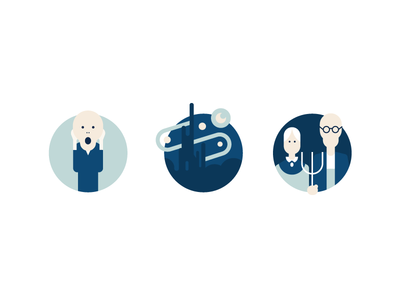 Famous Paintings Icons