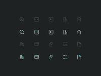 Quoterobot Icons