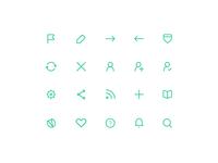 postach.io Icons