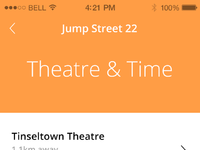 Theatre   time