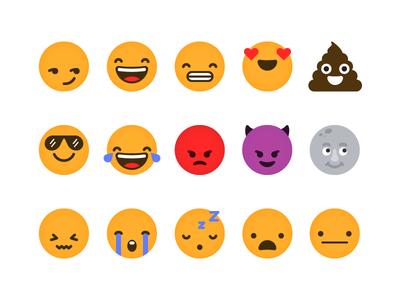 Emoji Masks emoji masks emoticon cool guy laughing shocked sleepy sly rage poop masks emoji