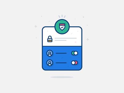 Messaging App Illustrations