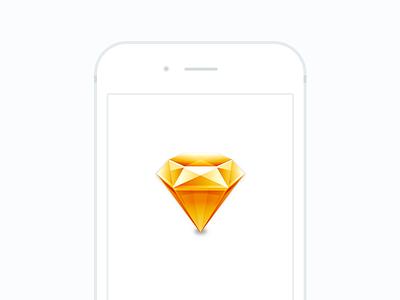 Minimal iPhone 6 Template vector minimal sketch template iphone