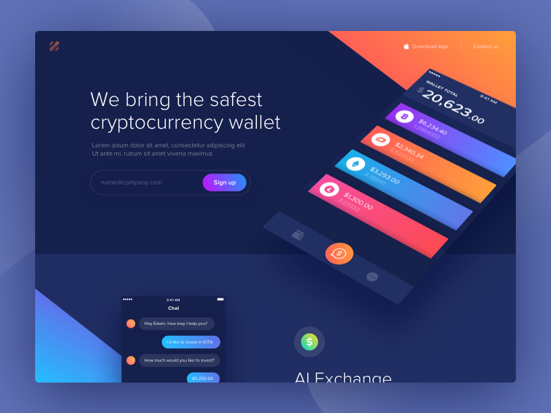 Enabled crypto payments for