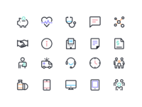 Health icons 2  2x