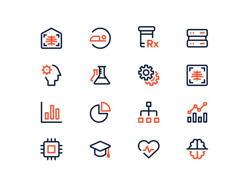 Dashboard Icons air x-ray ios icon set icons iconography icon designs icon designer dashboard ai