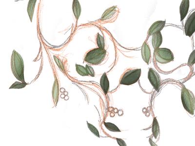 WIP: Skullvine (Leaves)