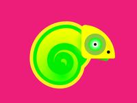 Delightful Chameleon