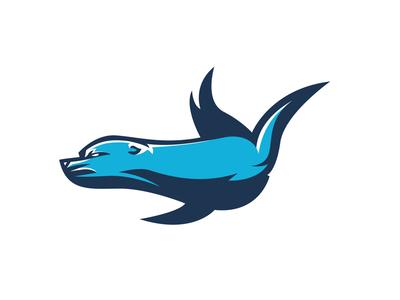 SEAL Esports redesign mascot esport seal sealion logodesign logo adipe