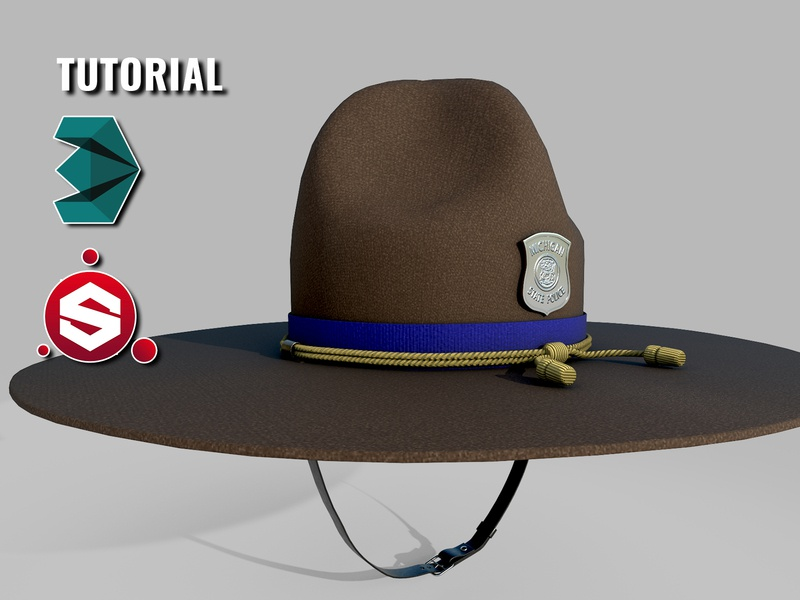 State Police Hat