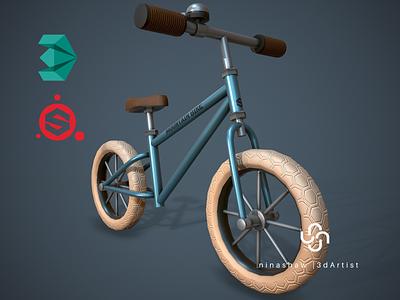 Stylized Bike