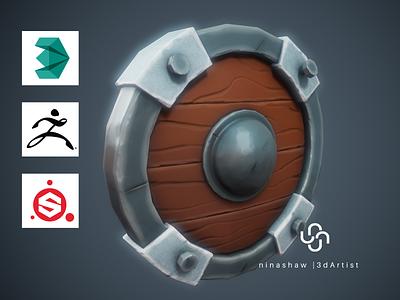Stylized Shield