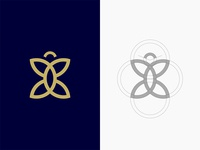 Butterfly Logo Icon