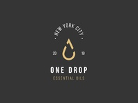 Ine Drop Logo