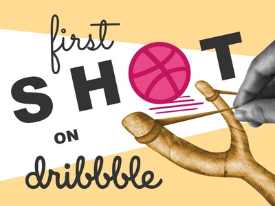Hello Dribbble ! First Shot