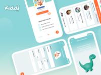 Kiddi App