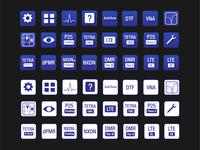 Freedom, R9000 Icons