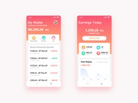 Mobile app - Virtual currency