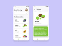Teach children about fruits|UI of Education