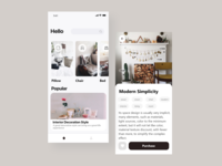 App for Home Decoration Design