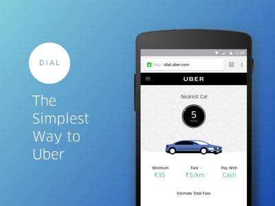 Dial an Uber