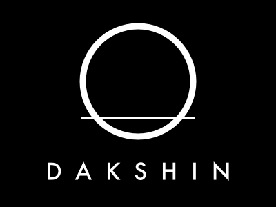 Dakshin logo study - direction 1