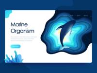 Deep-sea organism