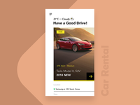 Car Rental - Daily UI #001