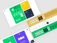 Davinchi CODE - Game App concept