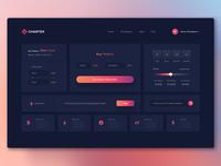 ICO dashboard