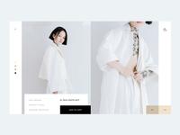 Minimalistic Product Page