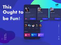 Friends-App