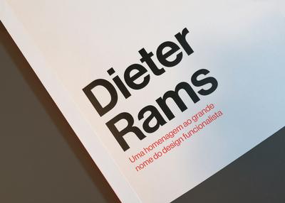 Dieter Rams book cover