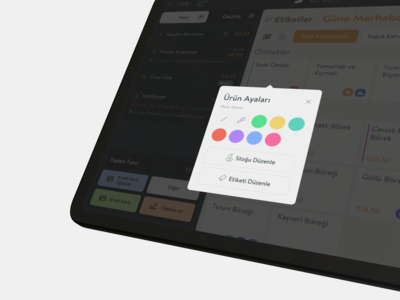 Color Tag (POS System)