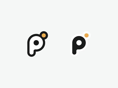 protein new logo sticker typography icon design vector identity logo design protein branding design branding logo