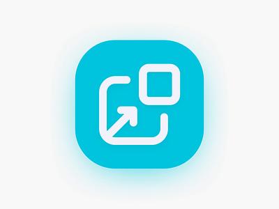 Popup Icon (Animated) svg vector minimal icon gif design ui animation