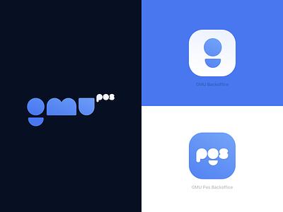 GMU Logo System design backoffice branding ui app logo