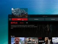 Safari Dark Mode with Video Preview