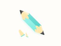Designer's pencil