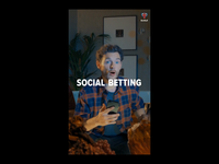 BetBull Instagram Story Ad