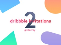 Dribbble Invites Giveway