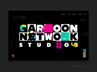 Cartoon Network Studios internships animation jobs website cartoon network