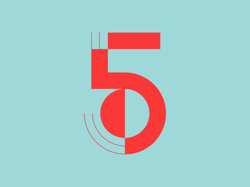36 Days of Type: 5