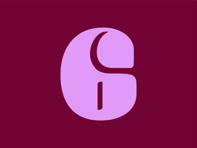 36 Days of Type: 6 6 numbers custom type 36 days of type type typography color vector design