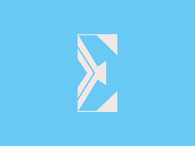 36 Days of Type : E font design sharp angles serif typedesign e letter 36 days of type custom type sketch vector design type typography