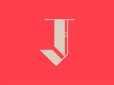 36 Days Of Type: J font design font blackletter letters j 36 days of type custom type sketch type typography color vector design