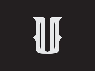 36 Days of Type: U graphic design u letters font design custom type 36 days of type type typography color vector design