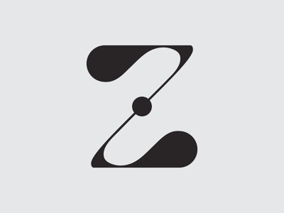 36 Days of Type: Z groovy sexy elegant z letters font design type design custom type 36 days of type type typography color vector design